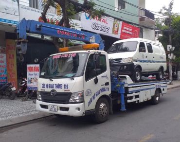 Cứu hộ giao thông Cẩm Lệ